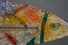 Fish, detail.